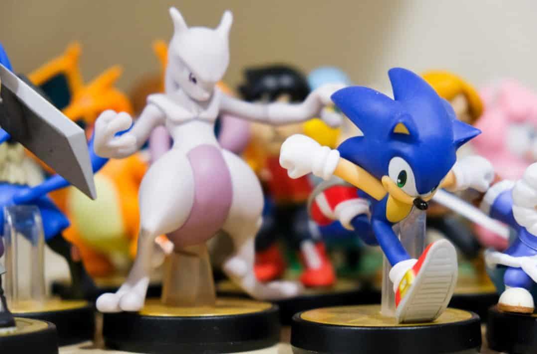 Collectionneur de figurines